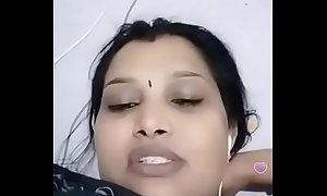 Cool aunty video calling