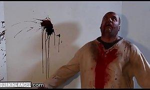 BurningAngel Tattooed Babes HOT Zombie Orgy!