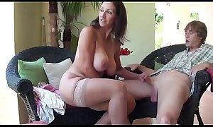Teen caught her roommate sniffing her panties