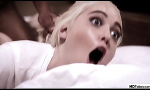 Blind virgin teen gets creampied by a BBC - Chloe Cherry and Ricky Johnson at PURE TABOO