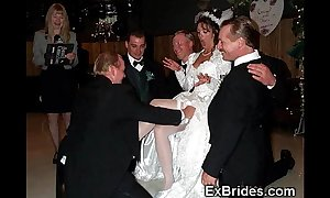 Sluttiest unlimited brides ever!