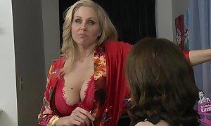 Julia ann and sarah shevon lesbo sex