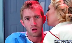 Horny patient (kagney linn karter) come and acquire nailed at doctor video-15