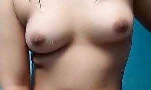 Dhea indonesian main sparking unvarnished while Medicine lavage masturbating bit interior cookie