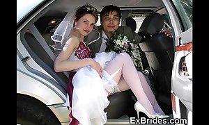 Unambiguous stunt woman brides!