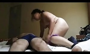 Latina Mom caught with her lover