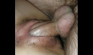 Jennyfer and George Home sex 18 years old